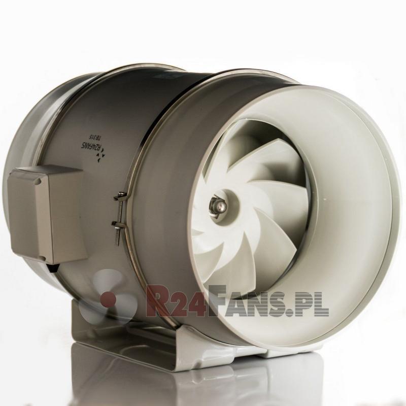 Wentylator kanałowy fi 315mm TB315 R24fans, Wentylator osiowy
