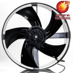 Wysokotemperaturowy wydajny wentylator kanałowy fi 300mm
