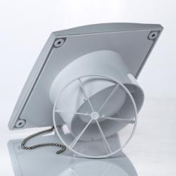 Wentylator z timerem i wyłącznikiem pociąganym fi 100mm V100