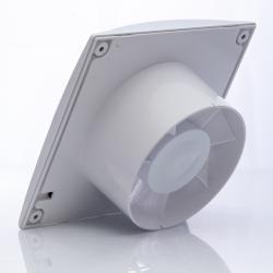 Wentylator łazienkowy 100mm V100 Vokker, Wentylator osiowy