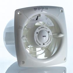 Wysuwany wentylator łazienkowy z higrostatem X-mart 150mm cata